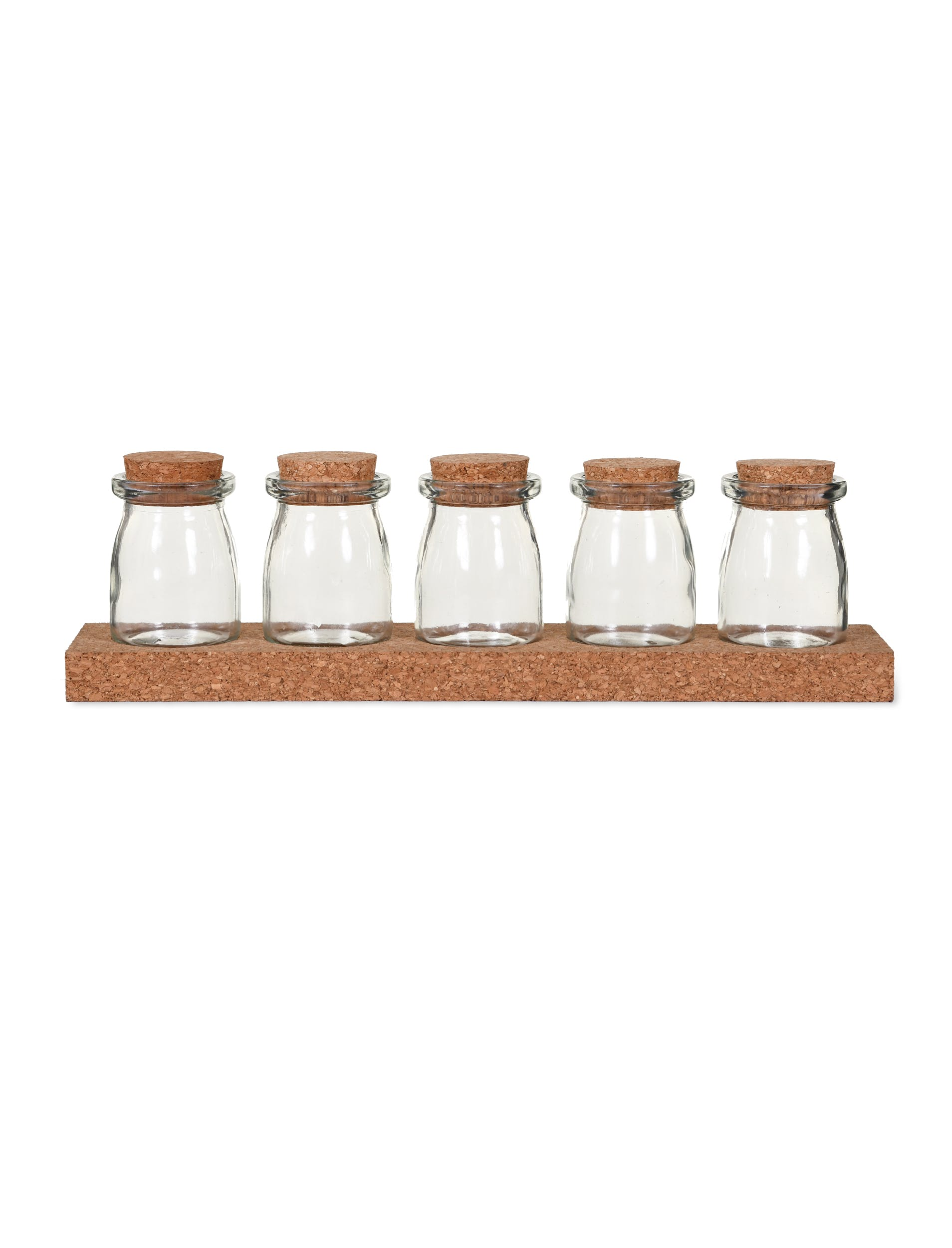 Five Jar Spice Rack