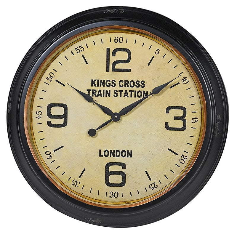 Kings Cross Wall Clock