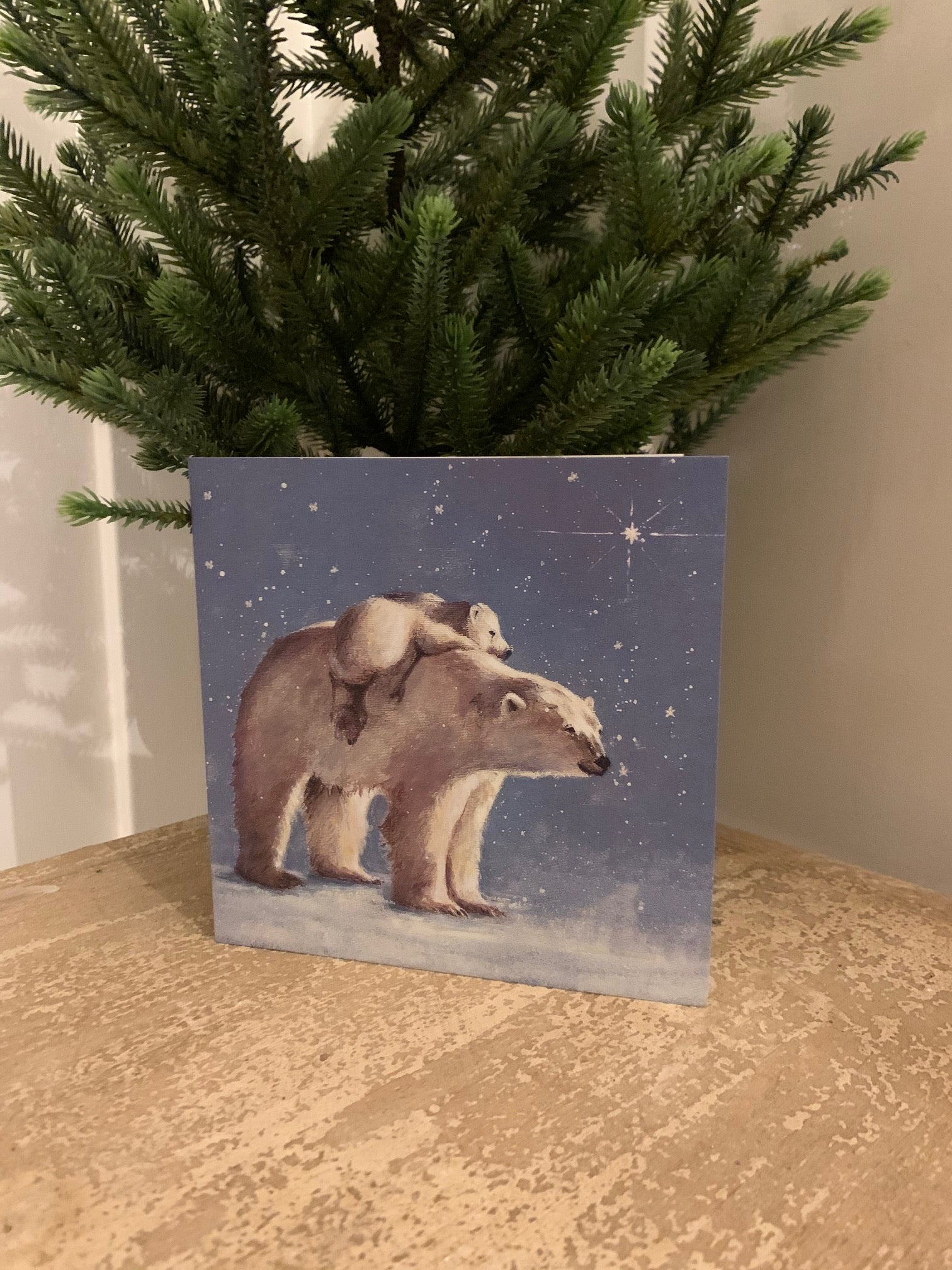 Christmas Cards - Pack of 6 - 'Let It Snow'