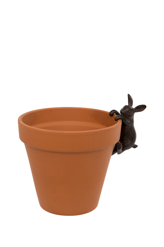 Hare or Hedgehog Pot Hanger