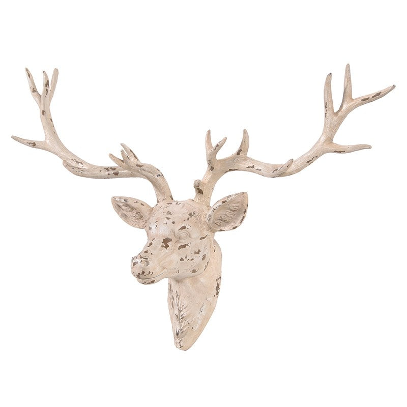 Distressed Stags Head
