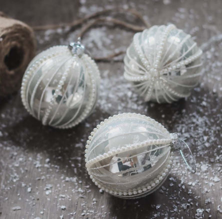 Snow Queen Bauble