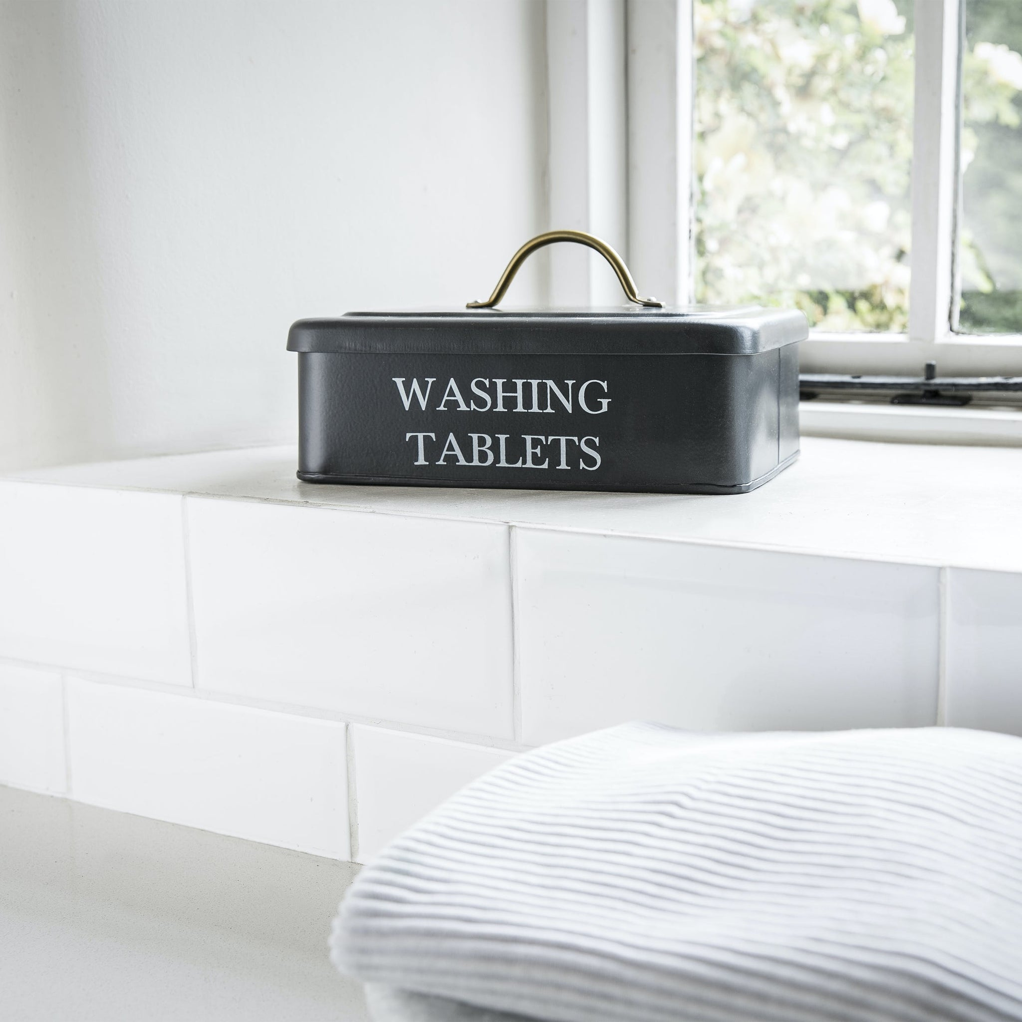 Washing tablets box - 2 Colours