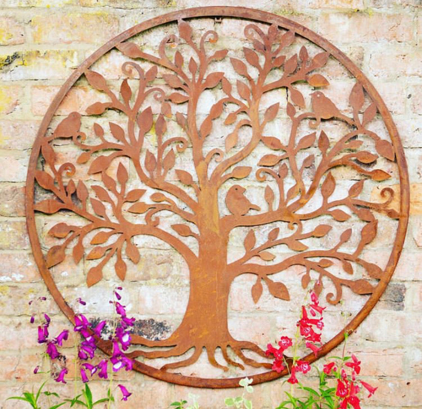 XL Tree Wall Plaque