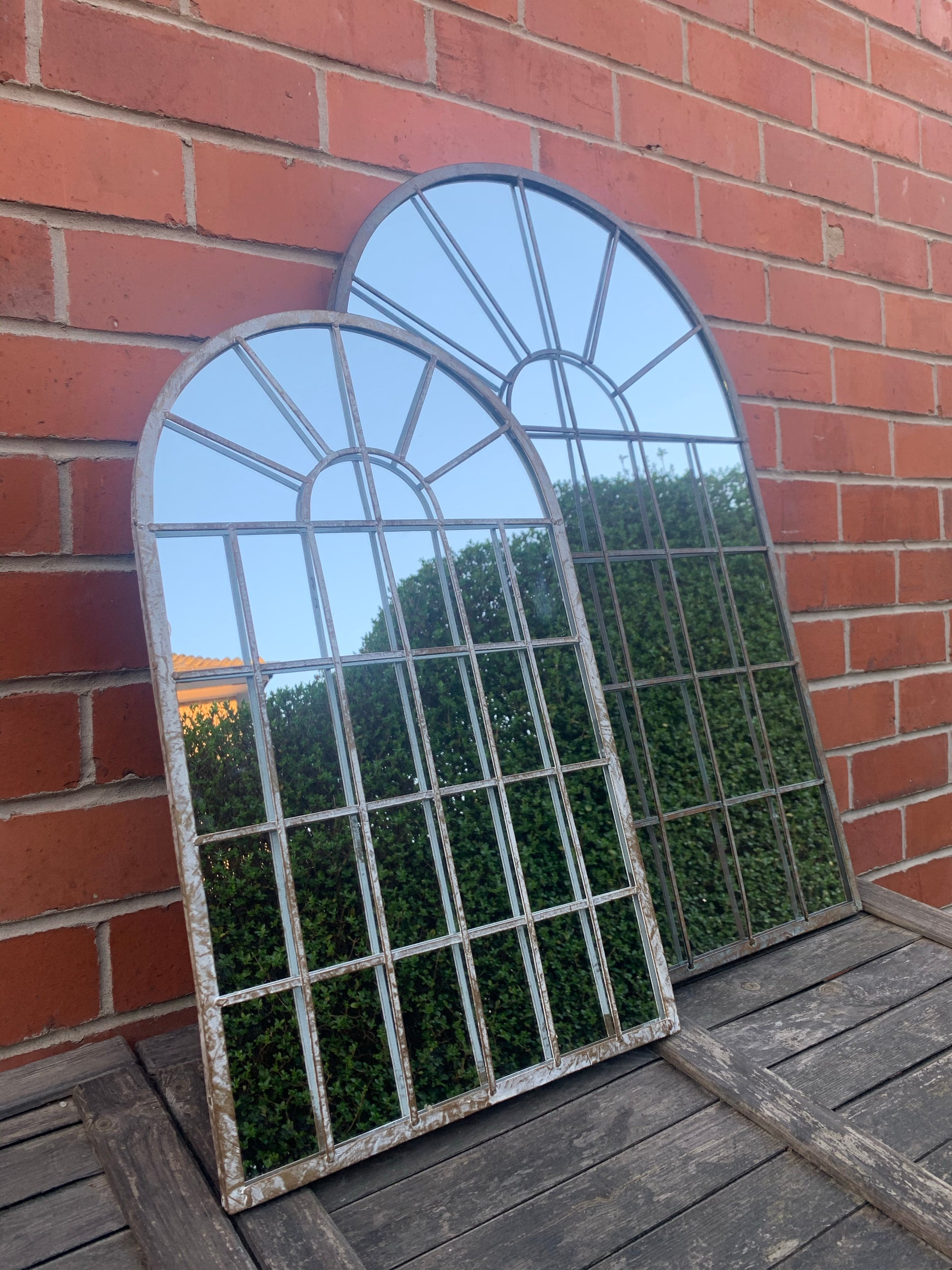 Arch Window mirror - 2 sizes
