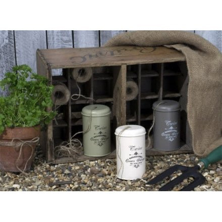 Garden twine & dispenser tin