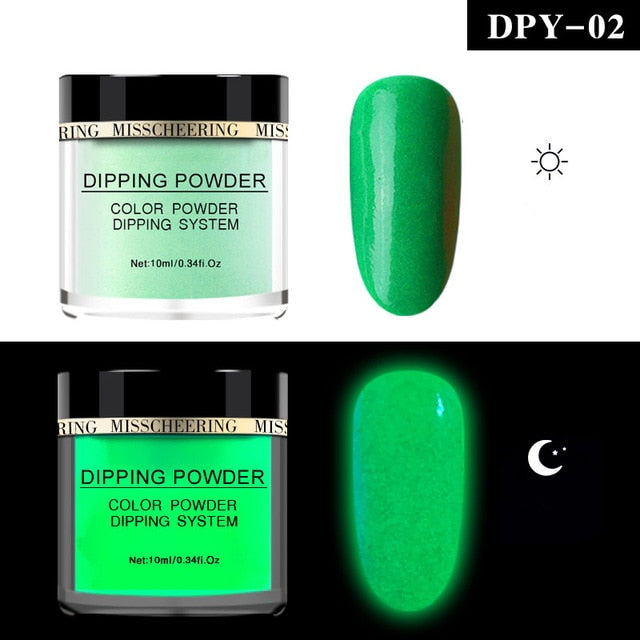 Luminous Nail Dipping Powder