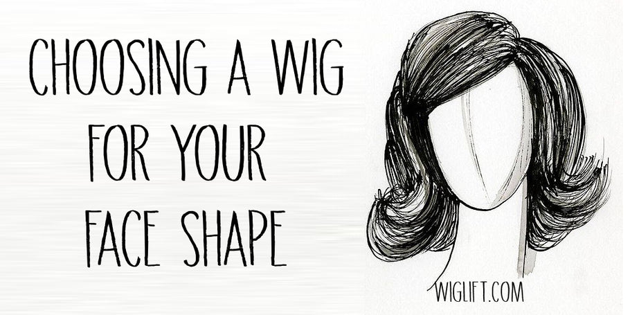 Choosing a Wig for Your Face Shape