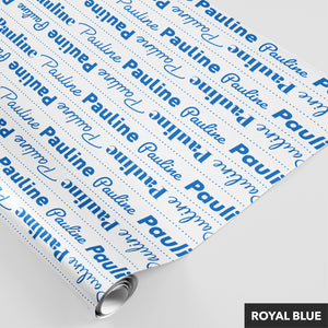 Script - All Wrapped Up