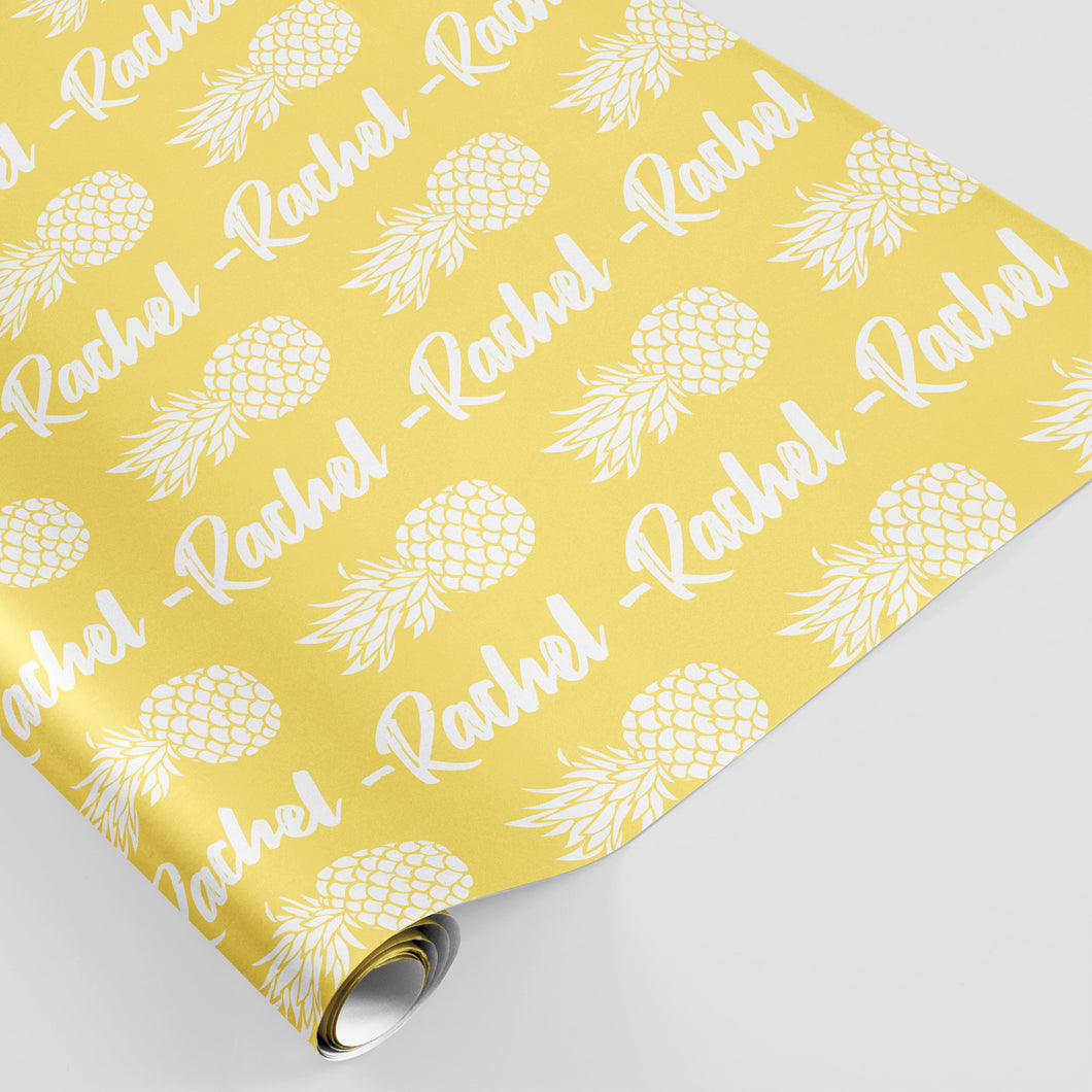 Tropical Pineapple - All Wrapped Up