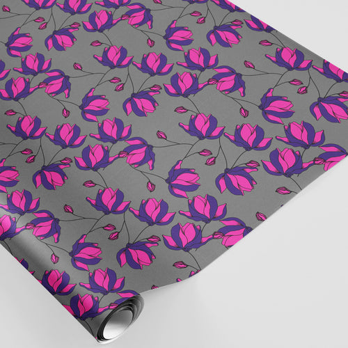 Purple Peony - All Wrapped Up