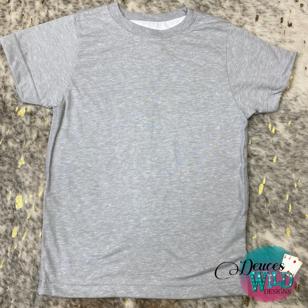 TODDLER - Heather Grey