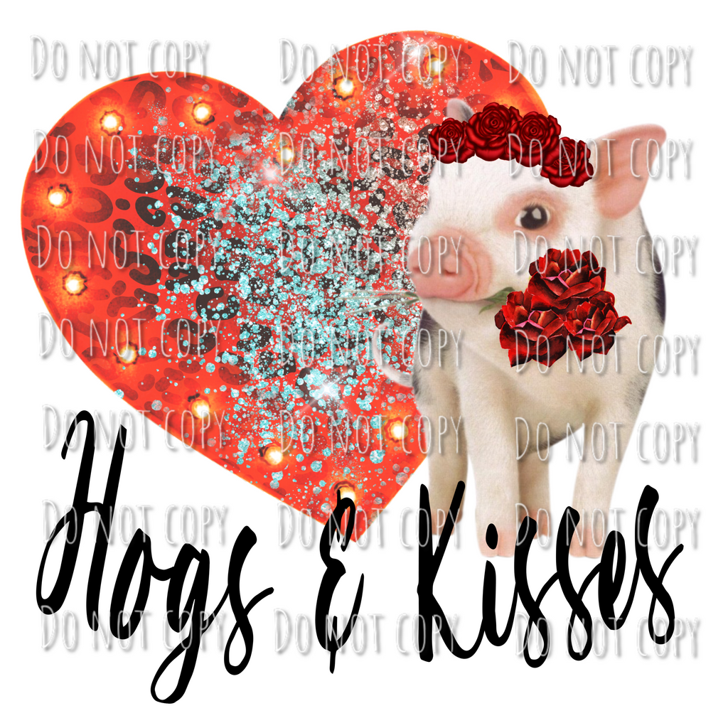 Hogs & Kisses Design