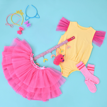 The Relaxed Tutu Vibe