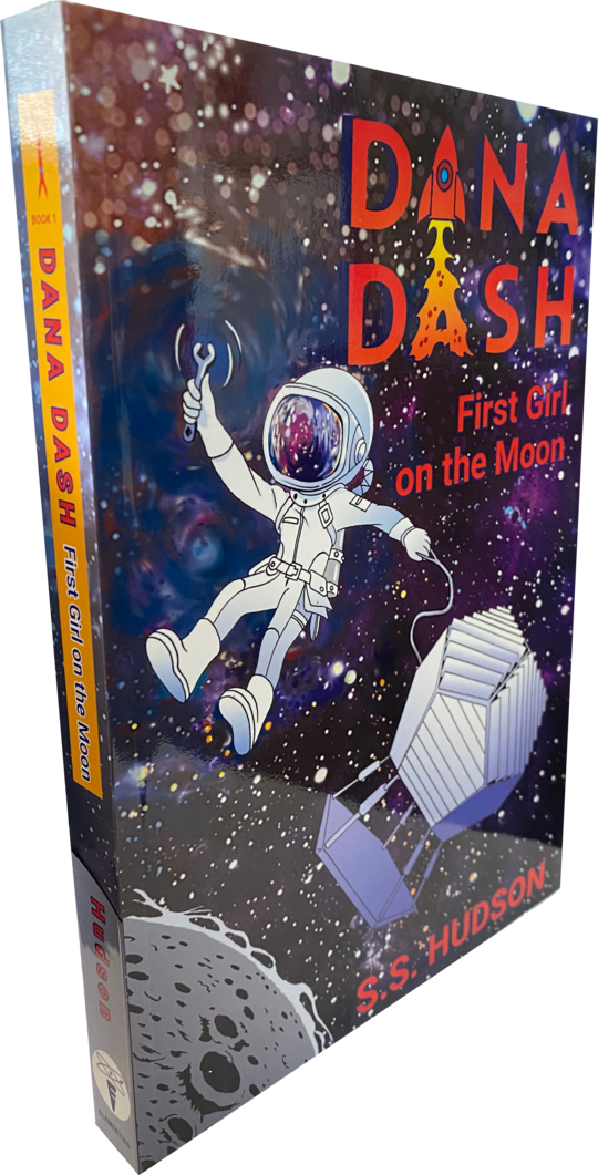 Picture of Dana Dash Book 1