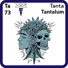 Load image into Gallery viewer, Ta Tantalum- Familiar Tanta Science Game for Kids Character