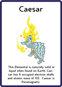 Meet The Heavy Elementals
