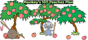 Monkey's 100 Peaches Plan: Pre-Order