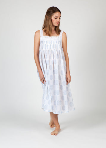 Arabella Nightwear Pure Cotton Nighties Sydney Australia | Ladies cotton nighties Australia | Ladies summer nighties Australia