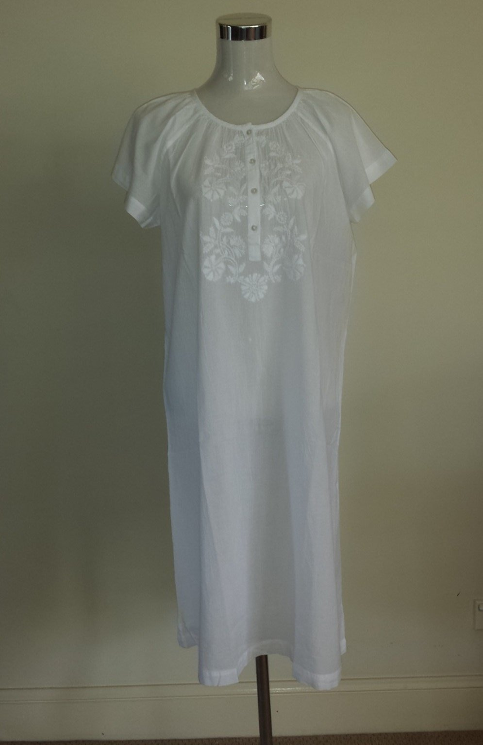 French Country Cotton Nightwear online Australia | French Country pure cotton nighties for women online Australia | Victorian s