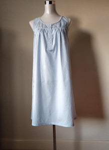Women's cotton sleepwear Australia |French Country Cotton Nightie Australia | Pure Cotton Nightwear Australia | Pure Cotton Nighties Australia | Plus size pure cotton nightie Australia | Ladies large cotton nighties Australia