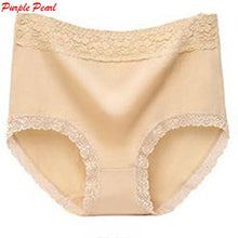 Load image into Gallery viewer, Ladies plus size cotton briefs 20 22 24 26 online Australia | large size women's briefs panties online Australia