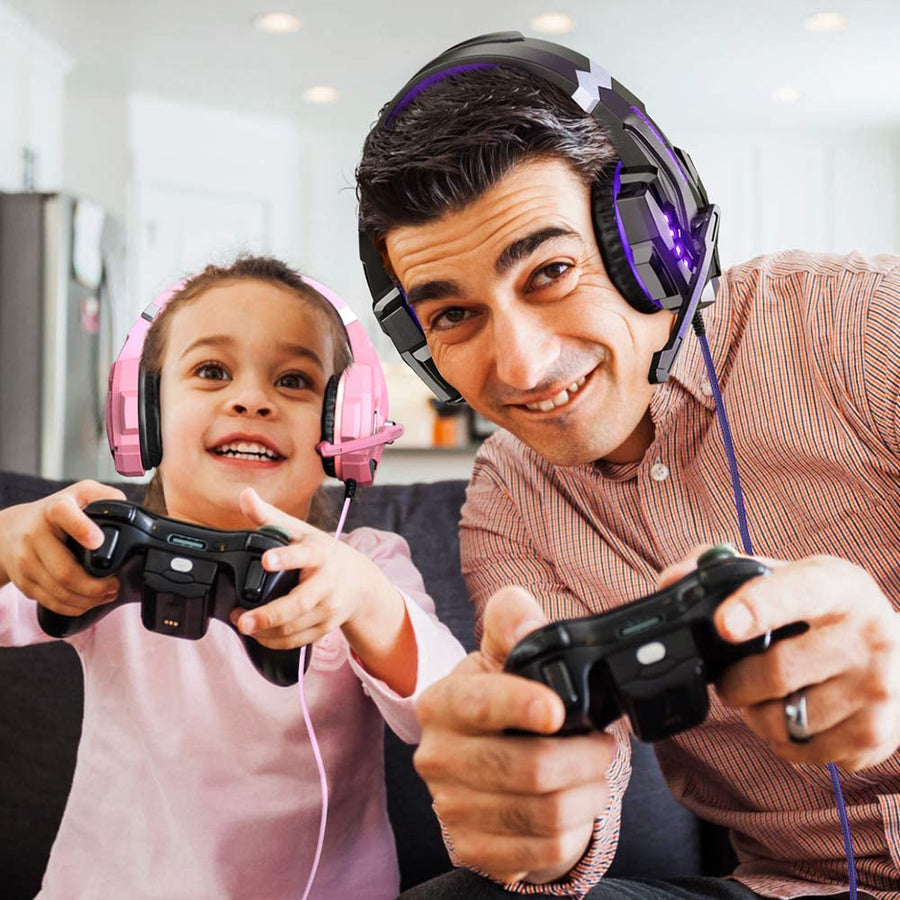 Stereo Gaming Headset for PS4, PC, Xbox One