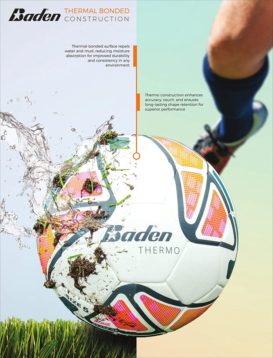 Baden Thermo Soccer Ball