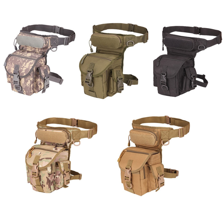 Tactical Waist Leg Bag