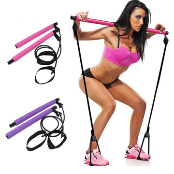 Body Building Puller - Yoga Rope