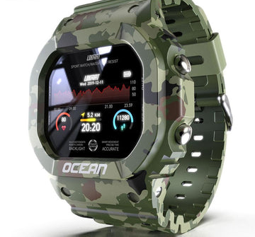 Ocean Waterproof Smart Watch