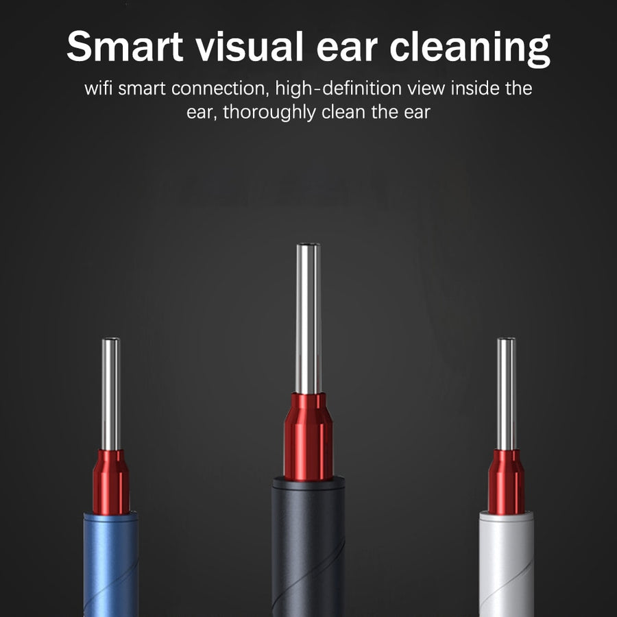 Otoscope Ear Cleaner