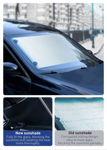 Car Sunshade - Car Window Shade