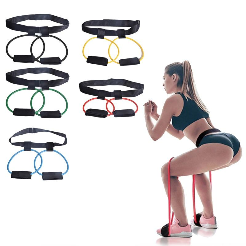 Fitness Booty Butt Training Bands