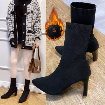 Autumn Winter Boots For Women