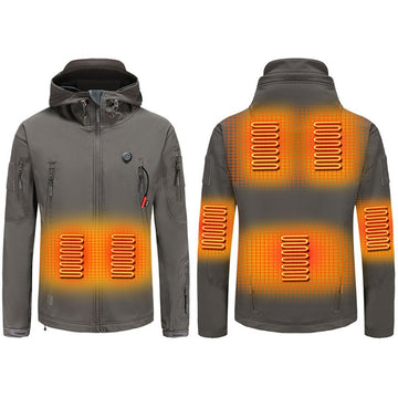 USB Electric  Winter Heated Jacket