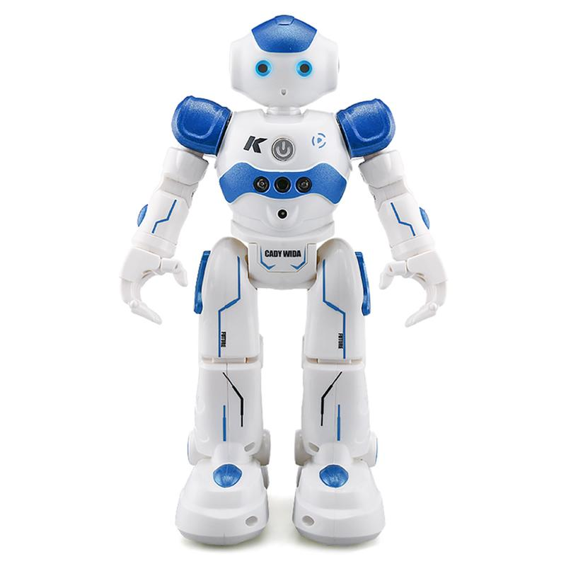 Intelligent RC Robot