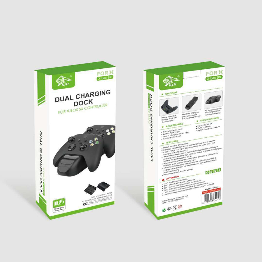 Xbox Series S controller Dual Charging Base