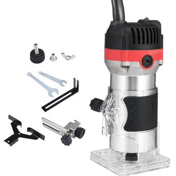 1200W 35000rpm Woodworking Electric Trimmer