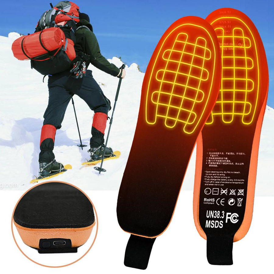 Winter Electric Heating Insole