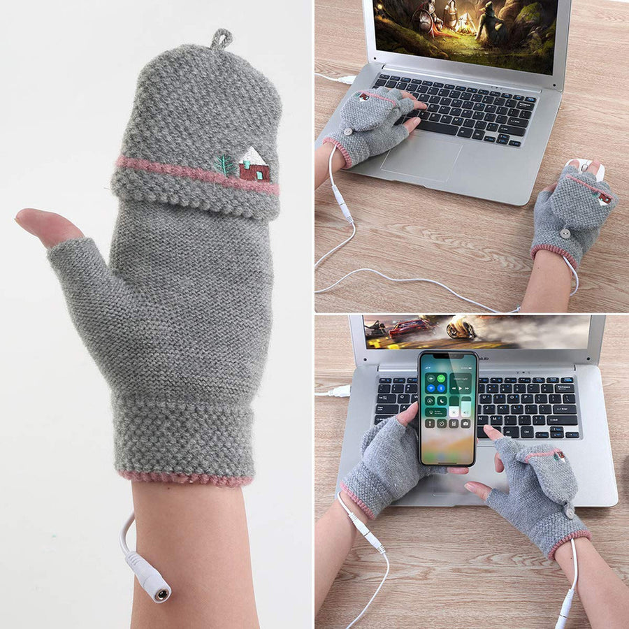 Mini Spring Heated Gloves
