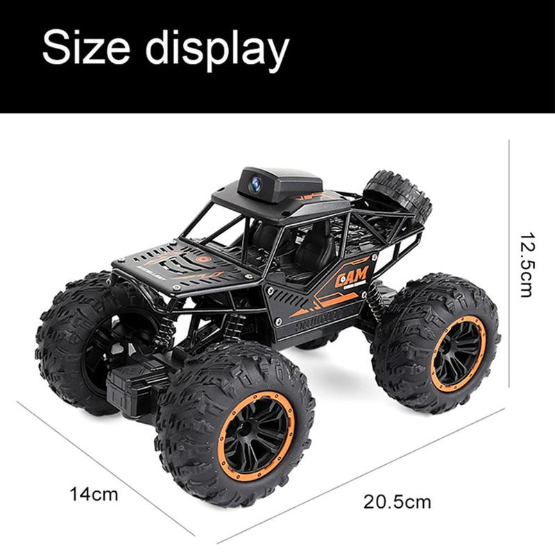 Wifi FPV Off-Road Remote Control Car