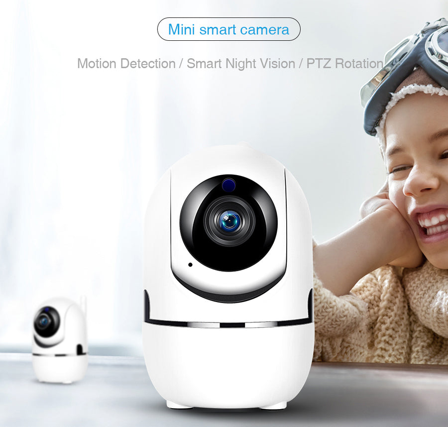 Cloud Wireless IP Wi-Fi Smart Camera