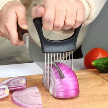 2021 Food Slice Assistant Vegetable Holder