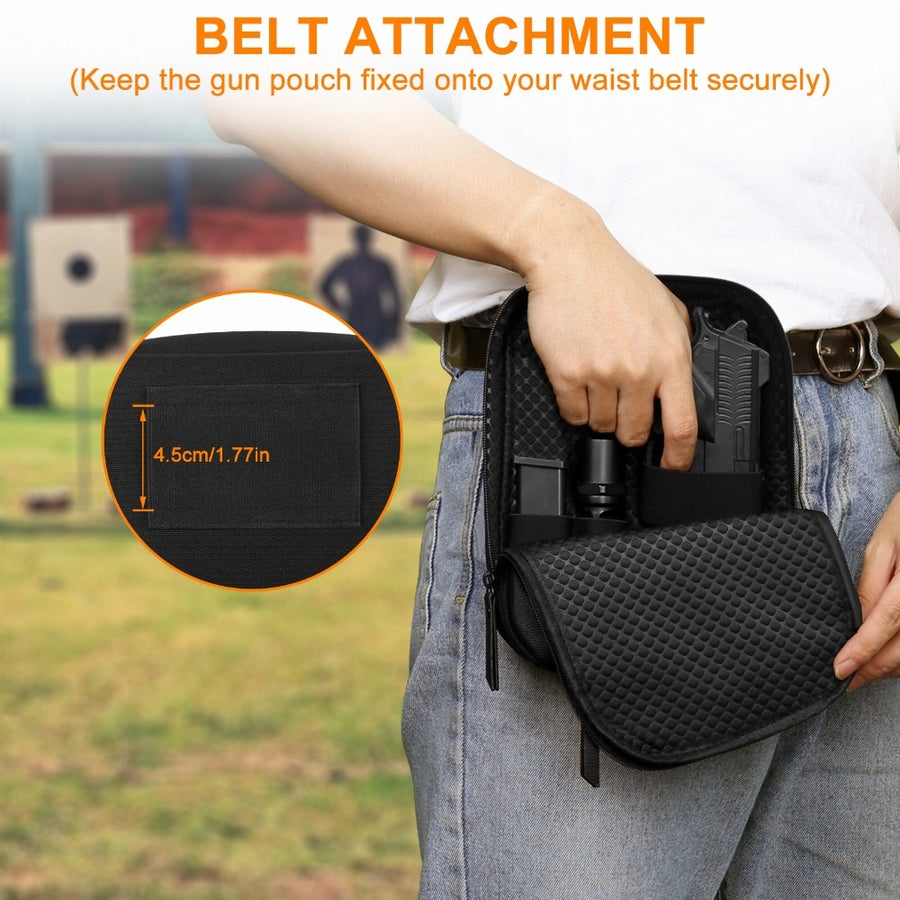 Tactical Concealed Pistol Pouch