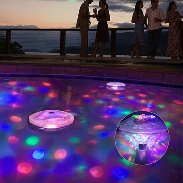 Water Proof LED Light - Pond Lamp Waterproof Party Light