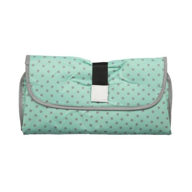 Portable Diaper Nappy Changing Clutch for Newborn Foldable Travel Mat