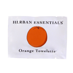 Orange Towelettes