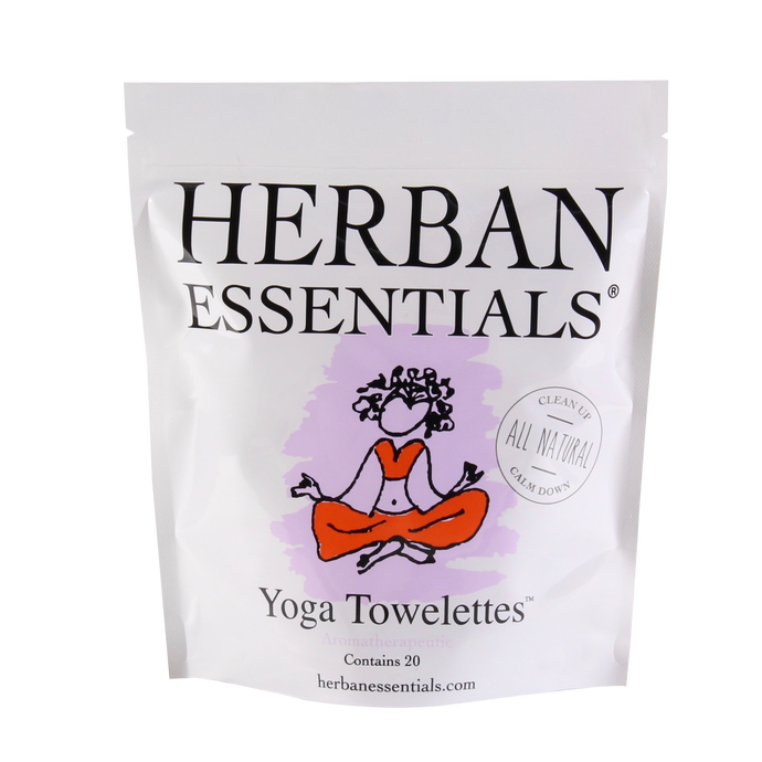 Yoga Towelettes