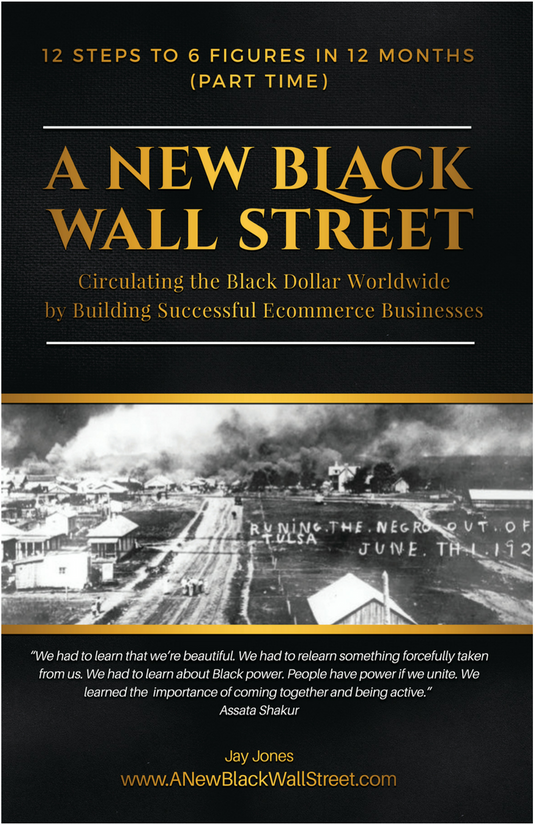About us a new black wall street a new black wall street paperback edition malvernweather Images